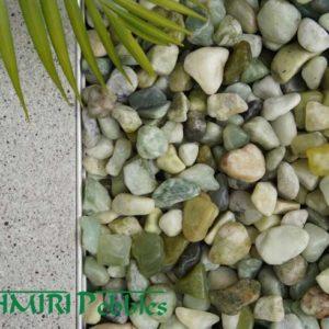 Polished Jade Pebbles
