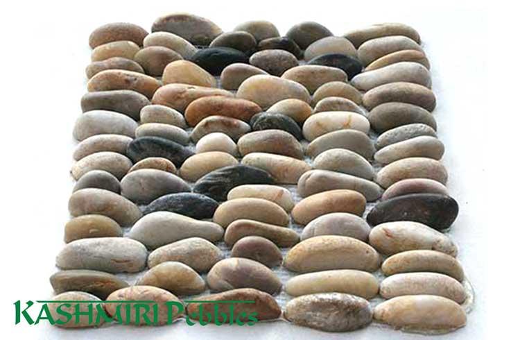 Kashmiri Cut Upright Mixed Mosaic Tiles