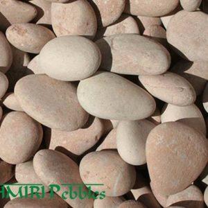Kashmiri Pink Natural Pebble