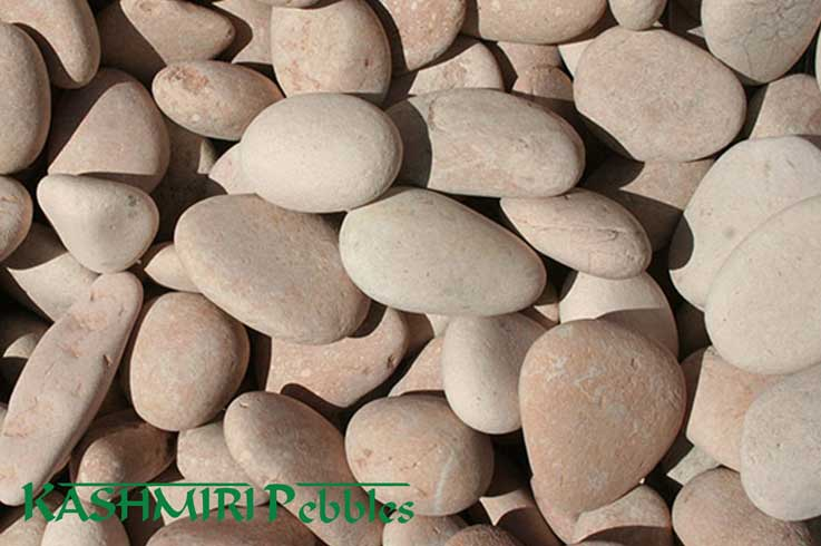 Kashmiri Pink Natural Pebble