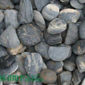 Kashmiri Natural Black Pebbles