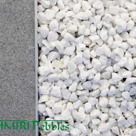 Kashmiri Crushed White Gravel
