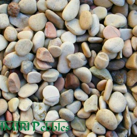 Kashmiri Mixed Indo Natural Pebble