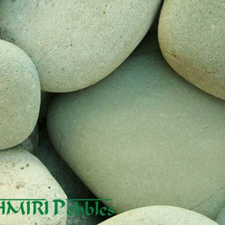 Kashmiri Natural Green Pebbles