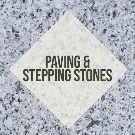 Paving & Stepping Stones